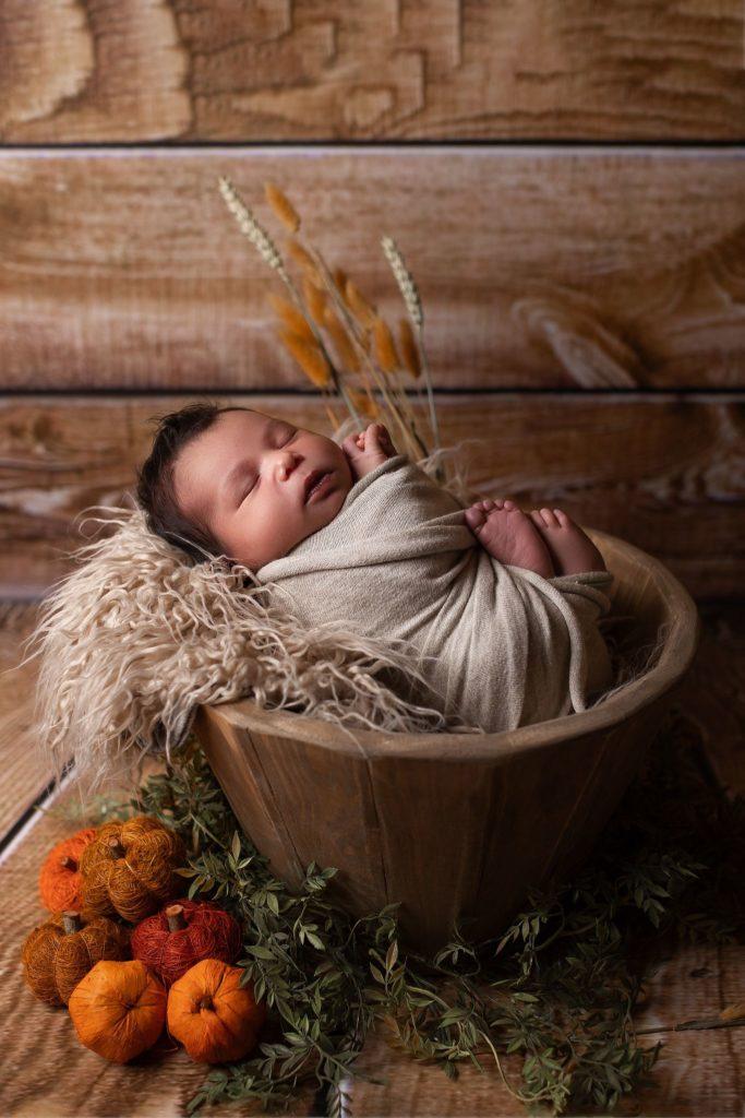 bebe né à domicile